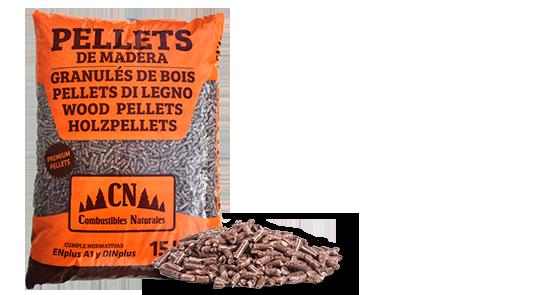 pellets de madera online - Fabricación y venta